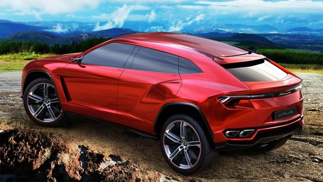 Lamborghini to unveil Urus SUV this week