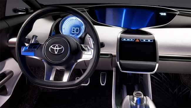 Mood sensing cars on the way: Toyota