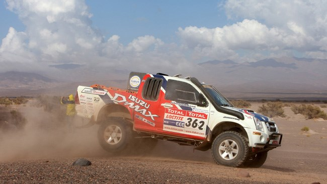 4X4 Q&A: Bruce Garland and Harry Suzuki
