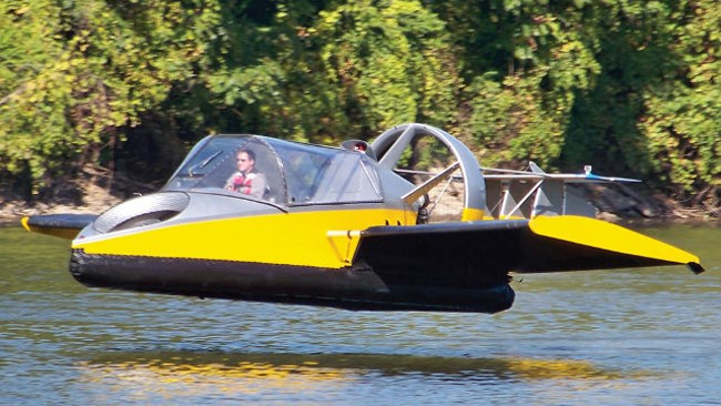 Amazing flying hovercraft for sale