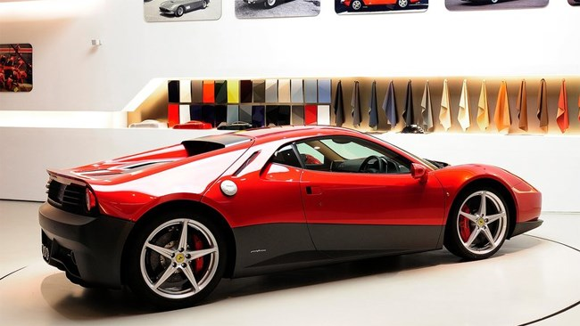 Ferrari pays tribute to Eric Clapton with SP12 EC