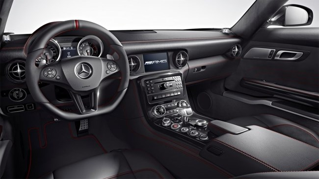 This is your new top-of-the-line Mercedes Benz