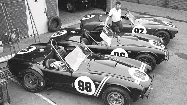 CARROLL SHELBY TRIBUTE