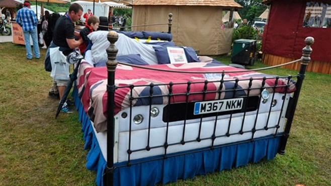 Goodwood 2012: the weird and wacky