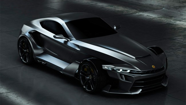 Sinister Spanish supercar from Asipid: the GT-21 Invictus