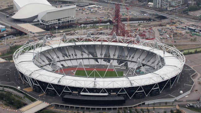 Olympic stadium to host F1?