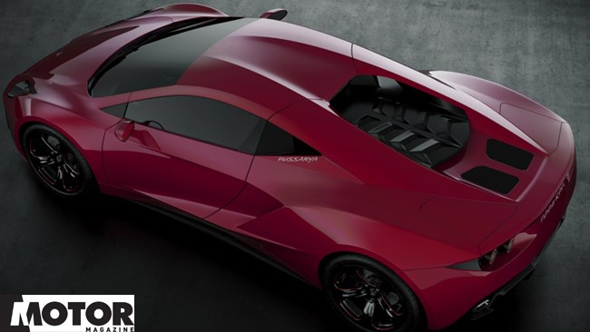 POLAND'S SUPERSTAR SUPERCAR Arrinera Automotive, Hussarya
