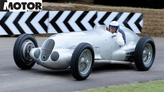 SILVER ARROWS ON TARGET FOR GOODWOOD