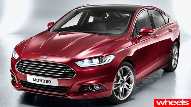 Fiesta and Mondeo share 1.0-litre engine