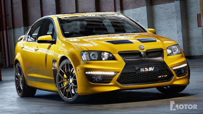 HSV GTS 25th Anniversary edition