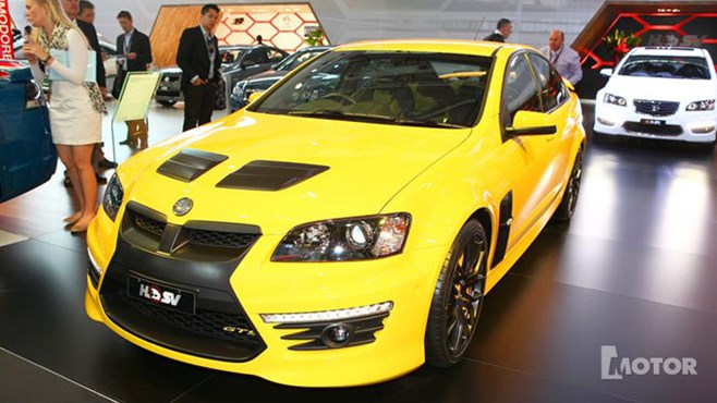 HSV 25th anniversary GTS