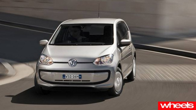 Wheels Magazine: Volkswagen Up