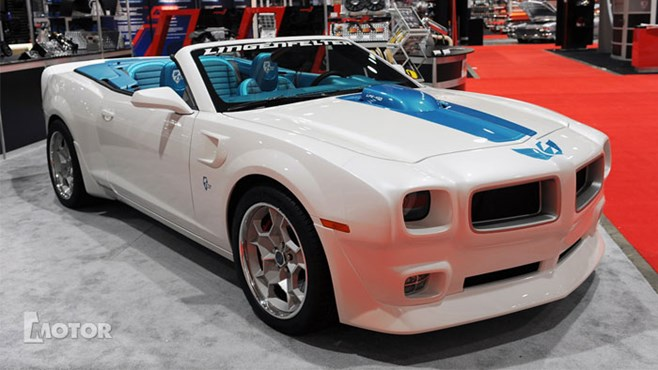 SEMA 2012 - Radical wrap-up!
