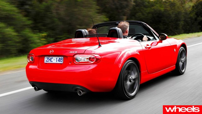 Wheels Review: Mazda MX-5