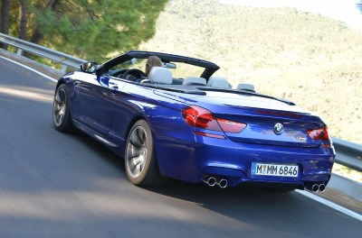 Wheels Review: BMW M6