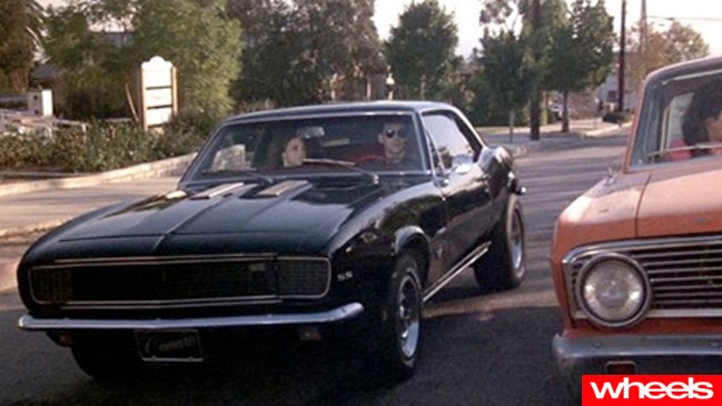 Chevrolet Camaro in Better Off Dead