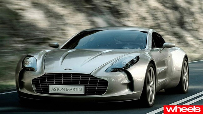 Aston Martin seeks wealthy suitor with view to marriage