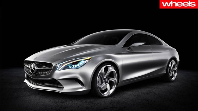 Swoopy new CLA blurs lines between sedan and coupe