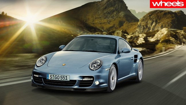 Porsche 911 Turbo will get a V8 bigger brother
