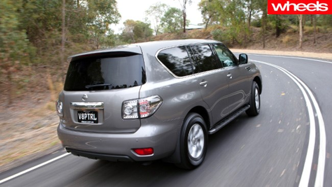 Wheels Review: Nissan Patrol