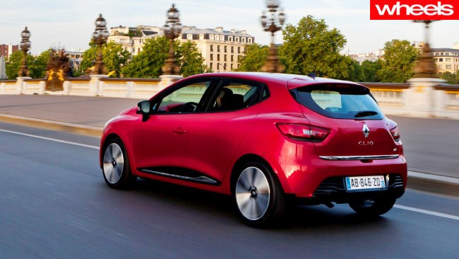 Wheels Review: Renault Clio