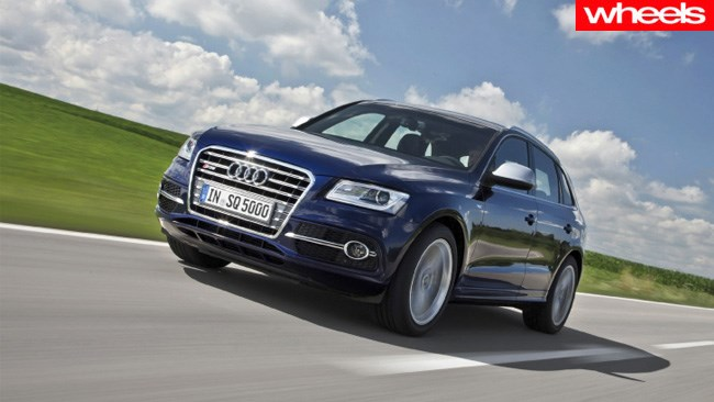 Wheels Review: Audi SQ5