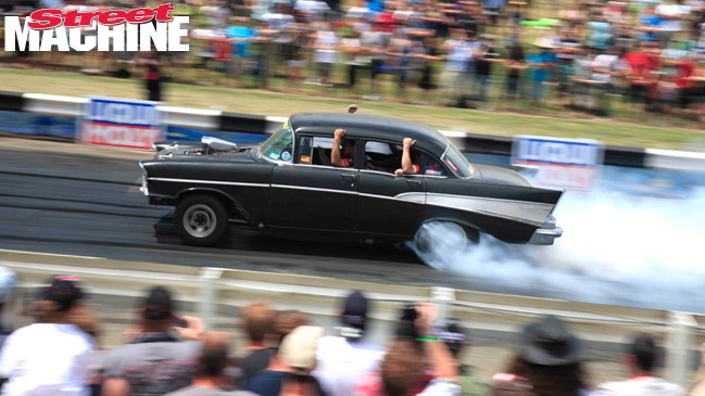 Street Machine Summernats 26