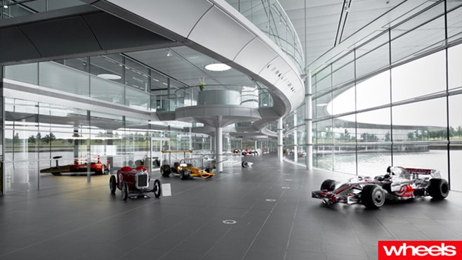 Inside McLaren's Dream Factory, wheels, magazine, review, price
