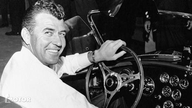 Legendary American racer, car builder and deal-maker Carroll Shelby