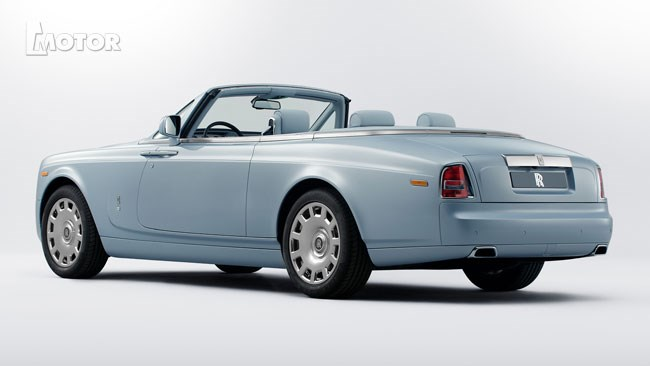 Drophead Coupe version worth a cool $1.35M