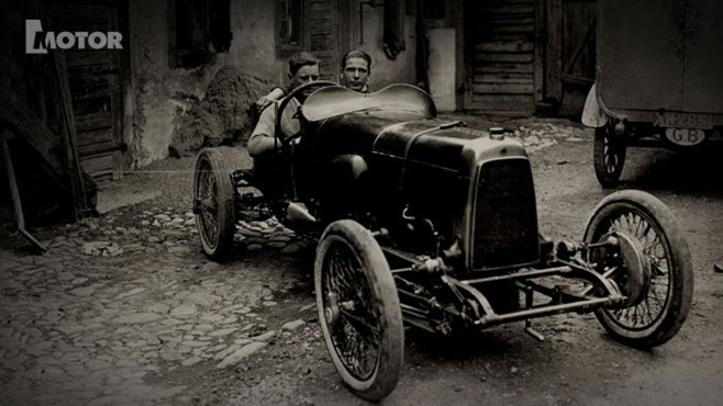 The Sixty-One TT1 - 1922