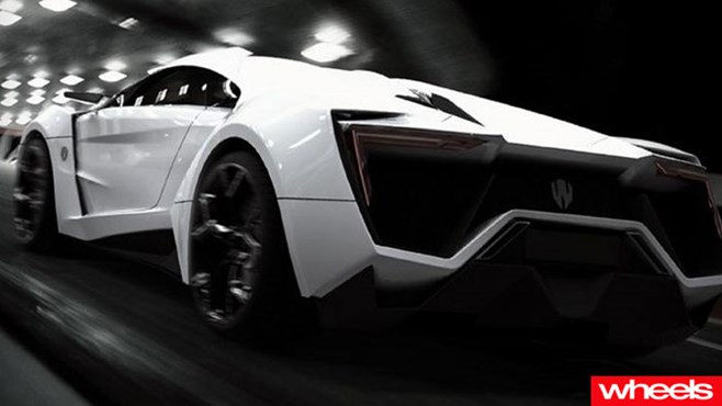 World first Arab hypercar, supercar, lykan, hypersport