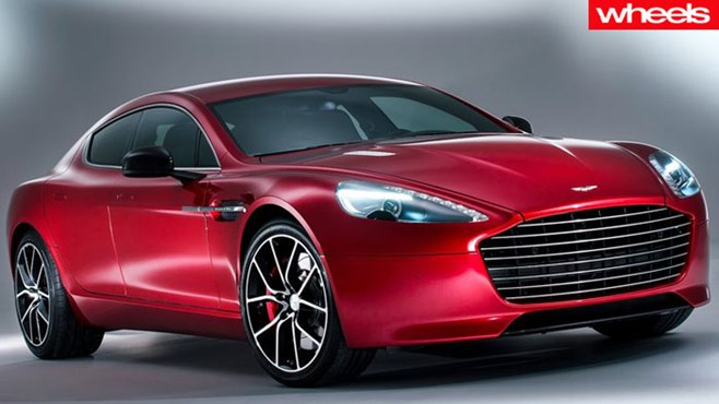 Review: Aston Martin, Rapide, Wheels, magazine, price