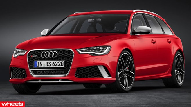 Audi, RS 6, Avant, most, power, estate, war, Mercedes, Wheels