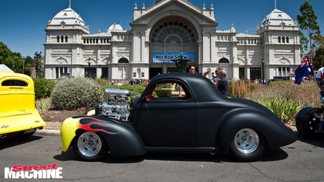 48TH Victorian Hot Rod Show, street machine magazine, 2013, Summernats 26 highlights, cool, custom, cars