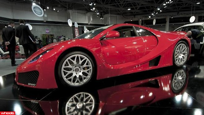 Spano, R, Spania, GTA, supercar, V10, Geneva, hot, review, price, interior, wheels magazine, 2013