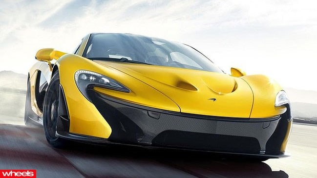 New, McLaren, P1, testing, video, Limited Edition, Wheels magazine, new, interior, price, pictures, video