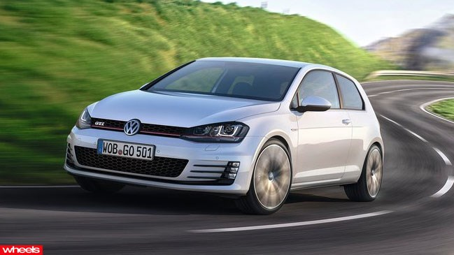 Volkswagen, Golf, GTI, new, more power, new era, 2013, new, pictures, video, unveiled, released, review, test drive, driven, interior, badge, engine, wheels, speed, price