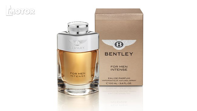 Bentley fragrance, Bentley perfume, Bentley for Men, MOTOR magazine