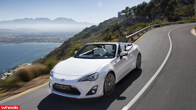 Convertible, Toyota, 86, Geneva Motor Show, Hybrid, hot, review, price, interior, wheels magazine, 2013
