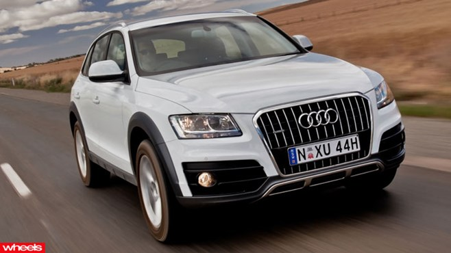 Review: Audi Q5, Golf GTi, BMW, Audi, Wheels magazine, new, fast