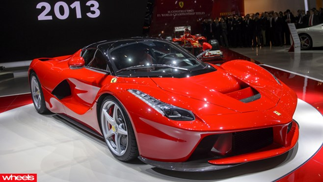 La Ferrari, 2013, pictures, video, price, Geneva Motor Show, 2013, Geneva auto Show 2013, best cars, concepts, cool, new, day 1, Lamborghini Veneno, revealed, wheels