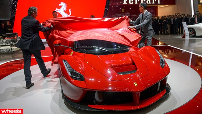LaFerrari, 2013, pictures, video, price, Geneva Motor Show, 2013, Geneva auto Show 2013, best cars, concepts, cool, new, day 1, Lamborghini Veneno, revealed, wheels magazine, 2013