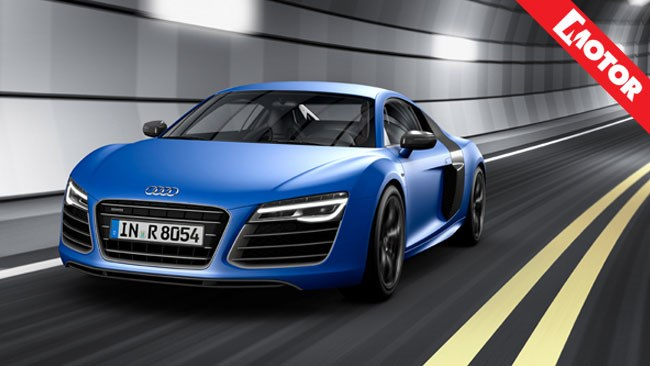 Audi R8 V10 Plus, Motor magazine, Audi R8 video, Audi R8 dyno