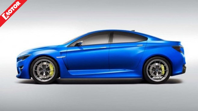 2015 Subaru WRX Concept leaked, 2014 Subaru WRX Concept has been leaked to rave reviews. Taking styling cues from their BRZ sports car and recent Viziv SUV concept