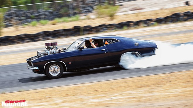 RUN by burnout legend Gary Myers, the annual Gazzanats show has become a highlight of the Western Australian scene.
