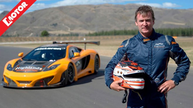 Highlands Motorsport Park, New Zealand Motorsport Park, Craig Baird record lap, McLaren MP4 GT3, MOTOR magazine