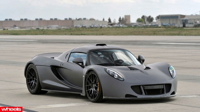Hennessey, Venom, GT, top speed, New York Motor Show 2013, review