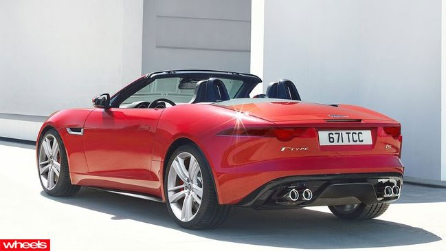 Jaguar, F-Type, historic, sporting, bloodline, Wollongong, Australia, debut, hire, fake, New York Motor Show 2013, review