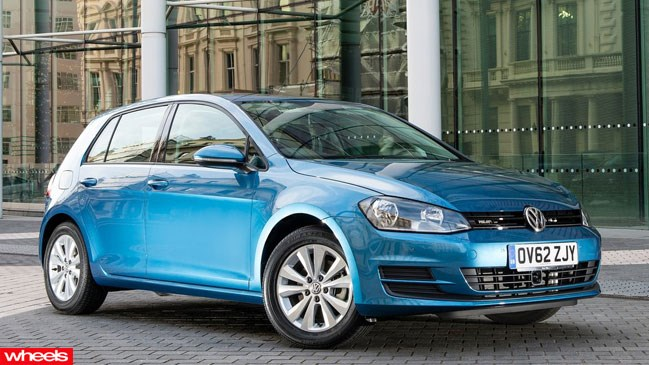 Car of the Year, World, winner, Volkswagen, Golf, new, MK V11, Porsche, Jaguar, Mazda